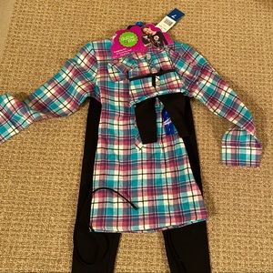 NWT Dollie & Me for SZ 7 girl & American Girl Doll
